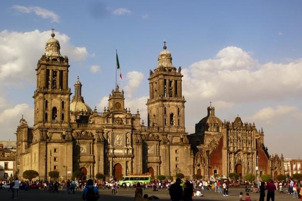"""Esta foto, """"Catedral de la Ciudad de México"""" de Flickr tiene copyright © 2011 Jose Francisco Del Valle Mojica, disponible por una atribución de licencia 2.0"""